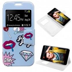 Funda Flip Cover Huawei P10...
