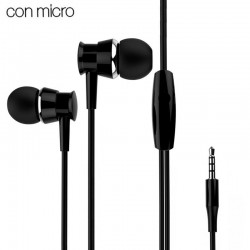 Auriculares 3,5 mm COOL...