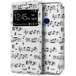 Funda Flip Cover Huawei Y6...
