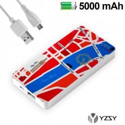 Bateria Externa Micro-usb...